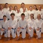 Gruppenfoto Karate